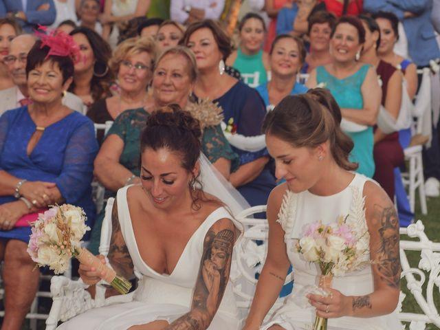 La boda de Eva y Sabri en Málaga, Málaga 24