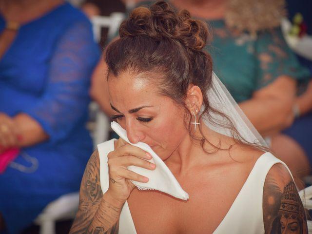 La boda de Eva y Sabri en Málaga, Málaga 28