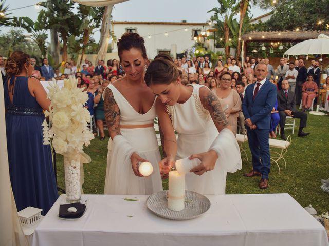 La boda de Eva y Sabri en Málaga, Málaga 31