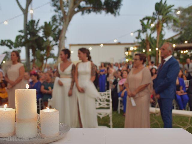 La boda de Eva y Sabri en Málaga, Málaga 32