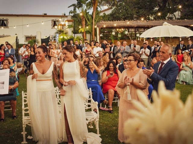 La boda de Eva y Sabri en Málaga, Málaga 33