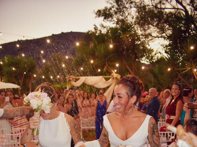 La boda de Eva y Sabri en Málaga, Málaga 36