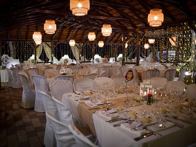 La boda de Eva y Sabri en Málaga, Málaga 40
