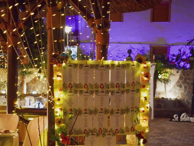La boda de Eva y Sabri en Málaga, Málaga 41