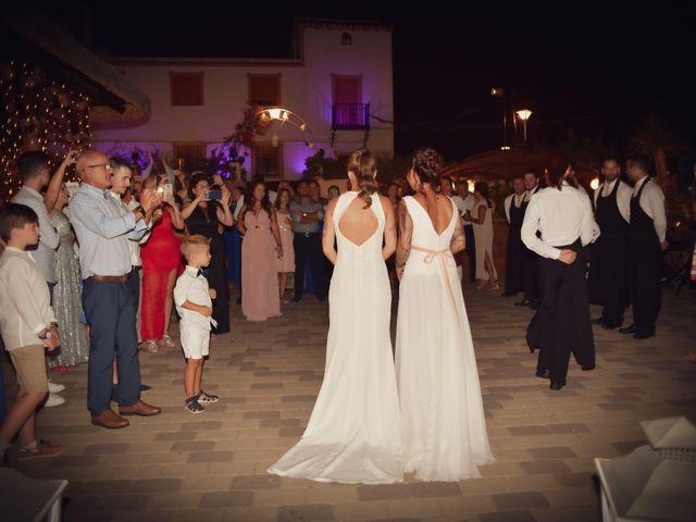 La boda de Eva y Sabri en Málaga, Málaga 48