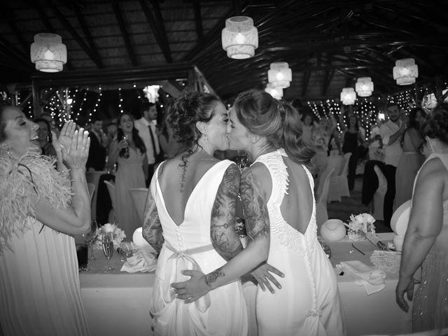 La boda de Eva y Sabri en Málaga, Málaga 52
