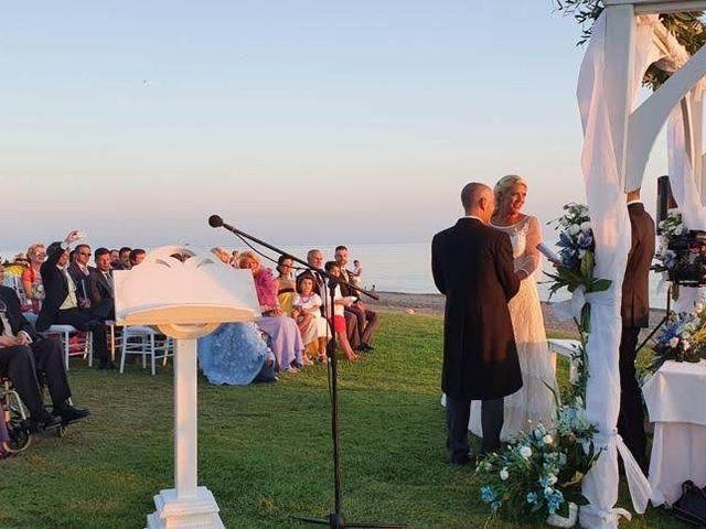 La boda de Óscar  y Beatriz  en Motril, Granada 8