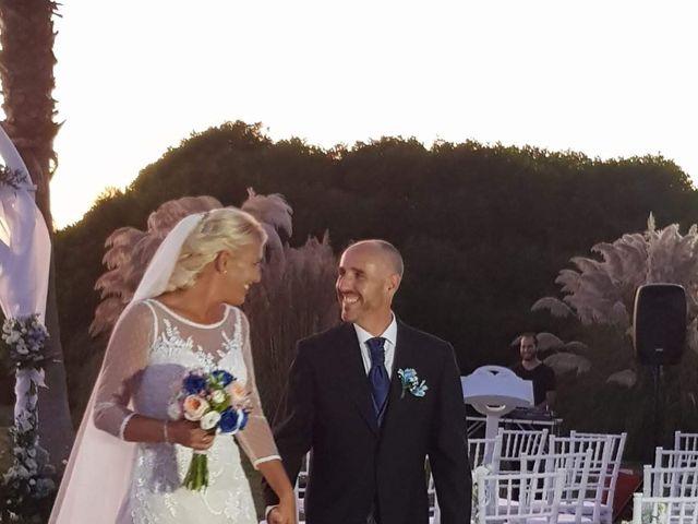 La boda de Óscar  y Beatriz  en Motril, Granada 27