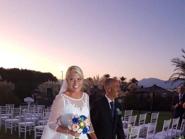 La boda de Óscar  y Beatriz  en Motril, Granada 28