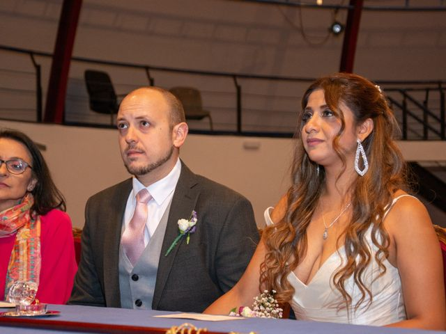 La boda de Rubén y Angella en Madrid, Madrid 15