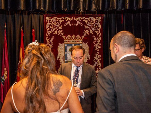 La boda de Rubén y Angella en Madrid, Madrid 16