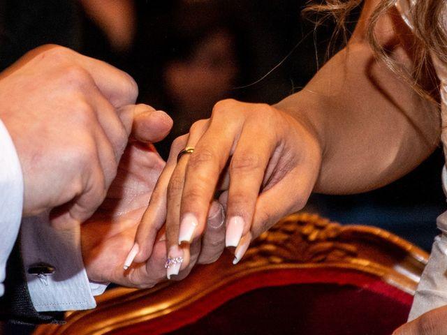 La boda de Rubén y Angella en Madrid, Madrid 18