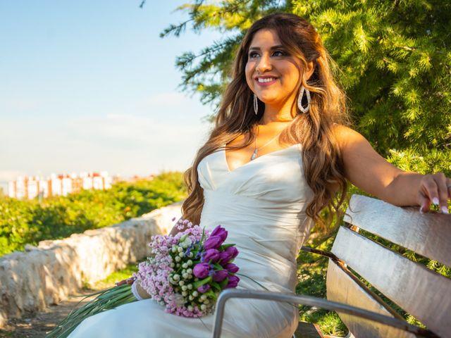 La boda de Rubén y Angella en Madrid, Madrid 1