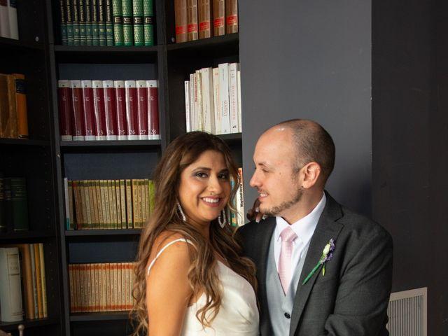 La boda de Rubén y Angella en Madrid, Madrid 29