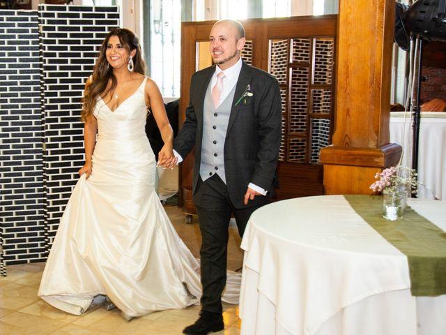 La boda de Rubén y Angella en Madrid, Madrid 36