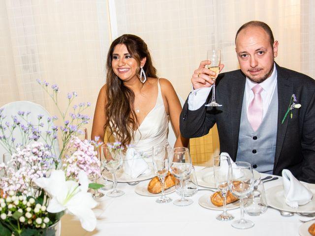 La boda de Rubén y Angella en Madrid, Madrid 38