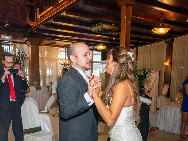 La boda de Rubén y Angella en Madrid, Madrid 43