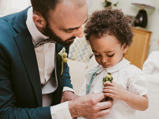 La boda de Óscar y Bea en Tomelloso, Ciudad Real 4