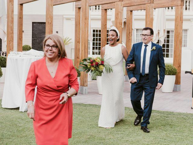 La boda de Óscar y Bea en Tomelloso, Ciudad Real 19