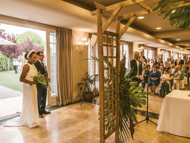 La boda de Óscar y Bea en Tomelloso, Ciudad Real 20