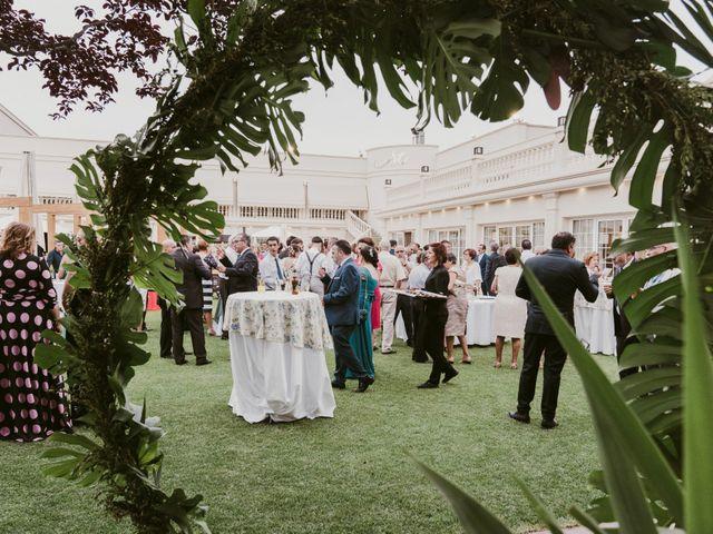 La boda de Óscar y Bea en Tomelloso, Ciudad Real 29