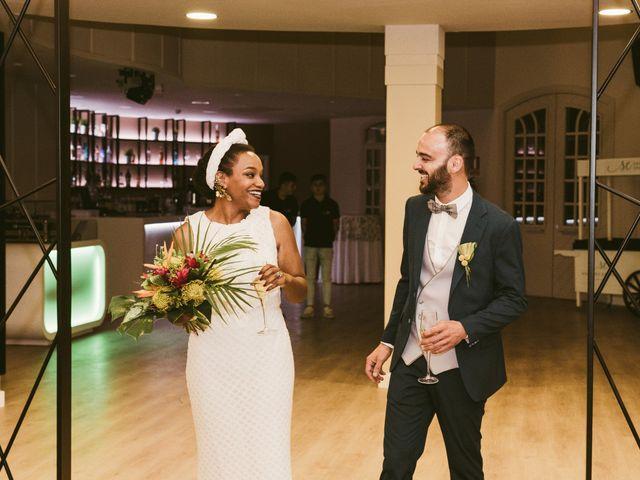 La boda de Óscar y Bea en Tomelloso, Ciudad Real 34