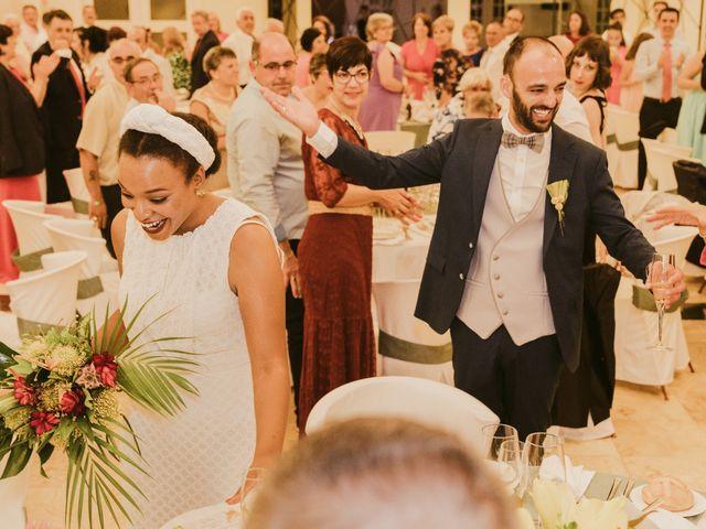La boda de Óscar y Bea en Tomelloso, Ciudad Real 35