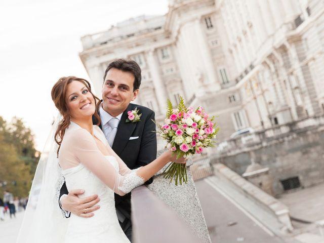La boda de Naomi y Alberto