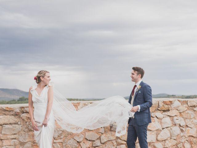 La boda de Ruth y Nathan