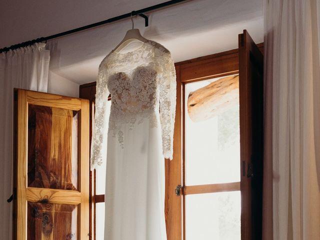 La boda de Dani y Andrada en Santa Eularia Des Riu, Islas Baleares 8