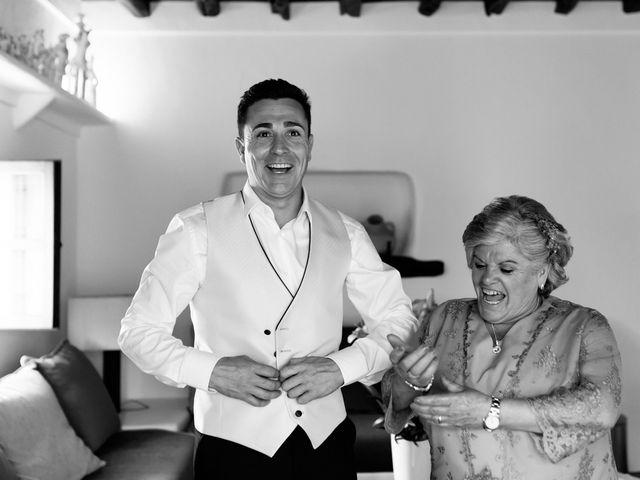 La boda de Dani y Andrada en Santa Eularia Des Riu, Islas Baleares 9