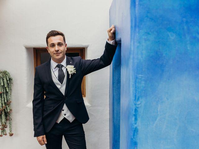 La boda de Dani y Andrada en Santa Eularia Des Riu, Islas Baleares 12