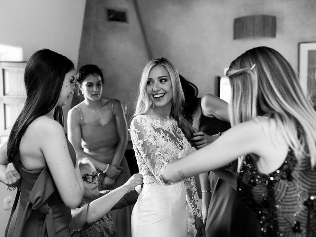 La boda de Dani y Andrada en Santa Eularia Des Riu, Islas Baleares 13