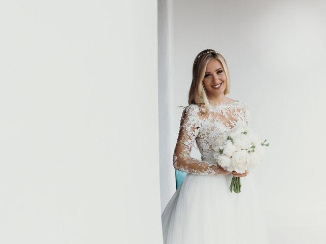 La boda de Dani y Andrada en Santa Eularia Des Riu, Islas Baleares 16