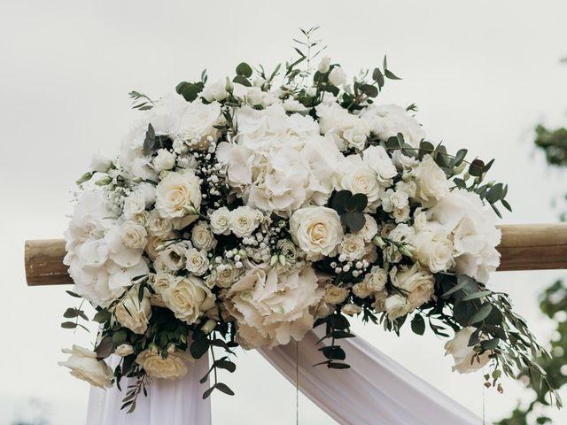 La boda de Dani y Andrada en Santa Eularia Des Riu, Islas Baleares 21