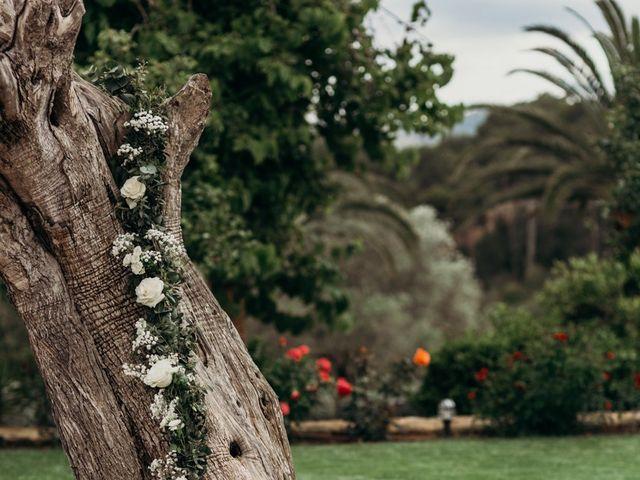 La boda de Dani y Andrada en Santa Eularia Des Riu, Islas Baleares 23