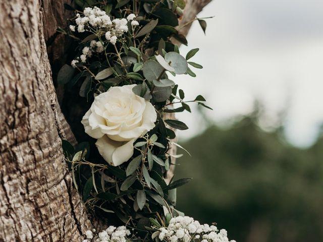 La boda de Dani y Andrada en Santa Eularia Des Riu, Islas Baleares 24