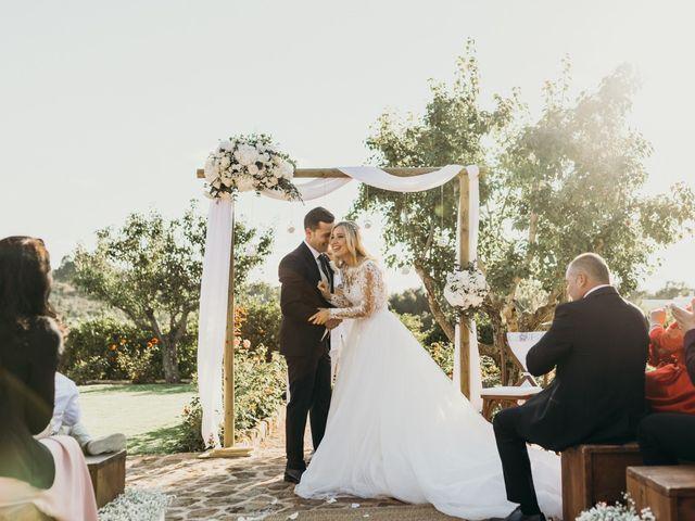 La boda de Dani y Andrada en Santa Eularia Des Riu, Islas Baleares 40