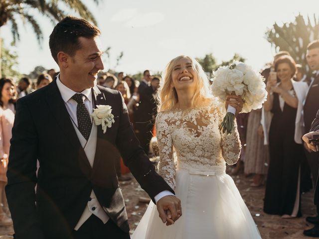 La boda de Dani y Andrada en Santa Eularia Des Riu, Islas Baleares 43