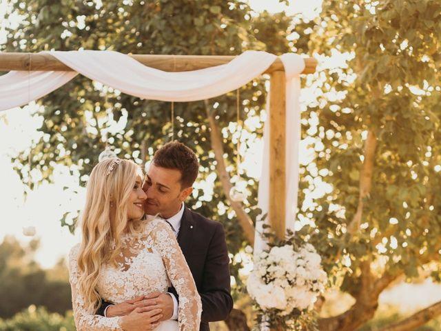 La boda de Dani y Andrada en Santa Eularia Des Riu, Islas Baleares 46
