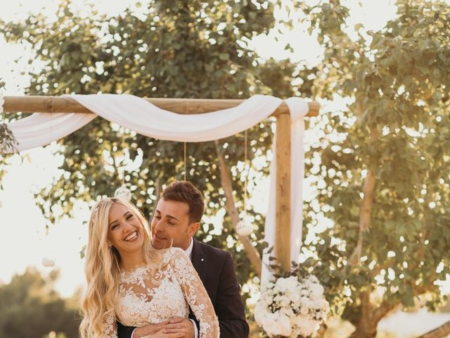 La boda de Dani y Andrada en Santa Eularia Des Riu, Islas Baleares 47