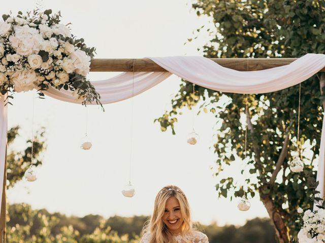 La boda de Dani y Andrada en Santa Eularia Des Riu, Islas Baleares 52