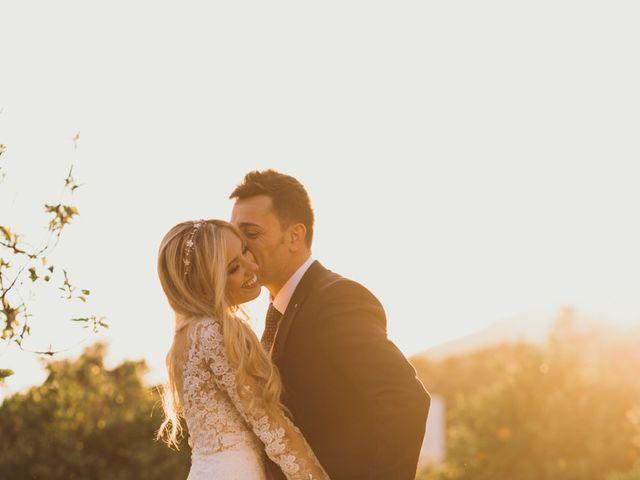 La boda de Dani y Andrada en Santa Eularia Des Riu, Islas Baleares 2