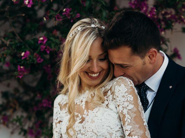 La boda de Dani y Andrada en Santa Eularia Des Riu, Islas Baleares 53