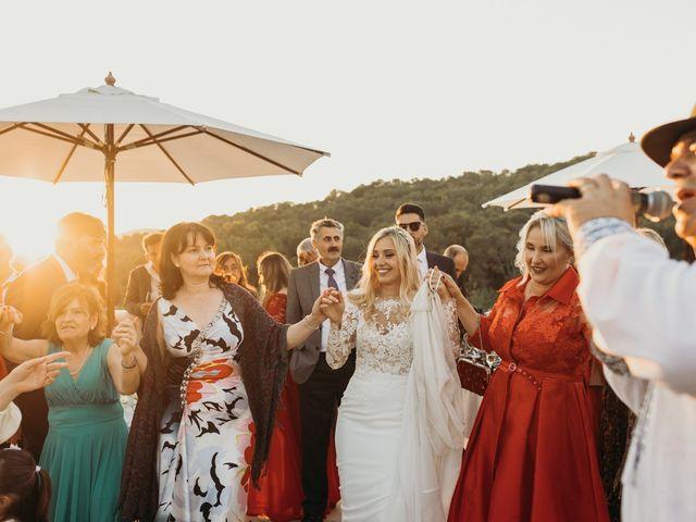 La boda de Dani y Andrada en Santa Eularia Des Riu, Islas Baleares 56