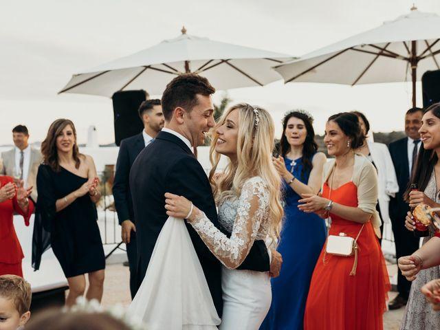 La boda de Dani y Andrada en Santa Eularia Des Riu, Islas Baleares 57