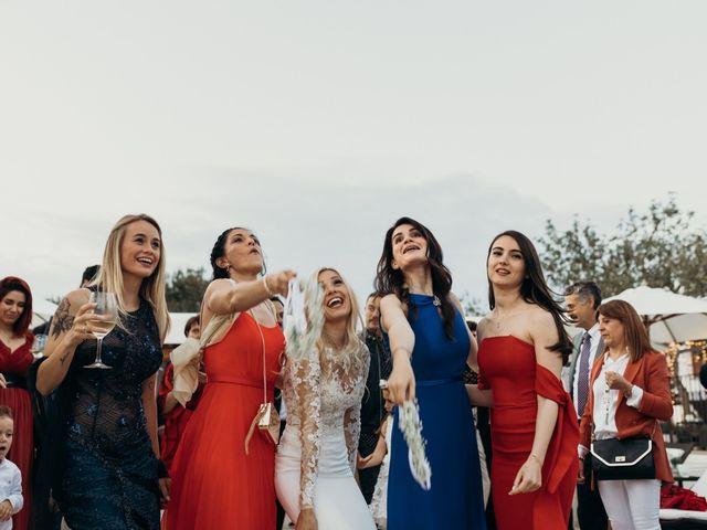 La boda de Dani y Andrada en Santa Eularia Des Riu, Islas Baleares 58