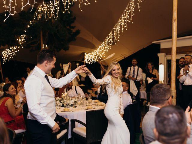 La boda de Dani y Andrada en Santa Eularia Des Riu, Islas Baleares 61