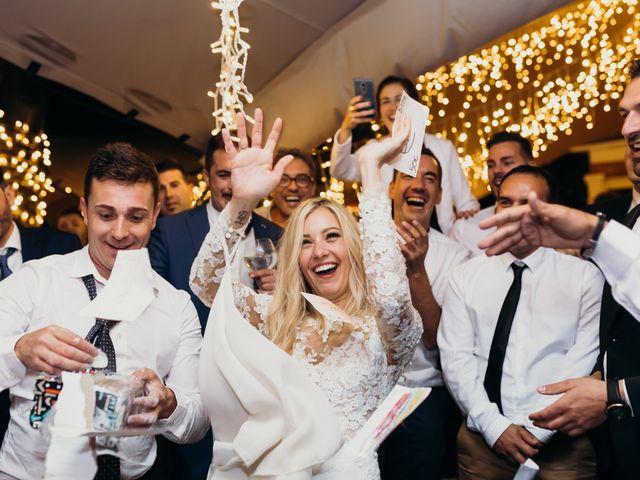 La boda de Dani y Andrada en Santa Eularia Des Riu, Islas Baleares 64