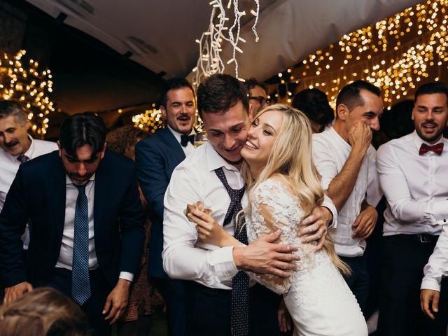 La boda de Dani y Andrada en Santa Eularia Des Riu, Islas Baleares 65